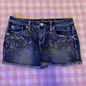 Cute JUSTICE Shorts